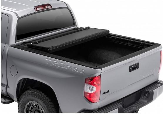 Жесткая четырехсекционная крышка Toyota Tundra ll 5.5 Short Bed (2014+)