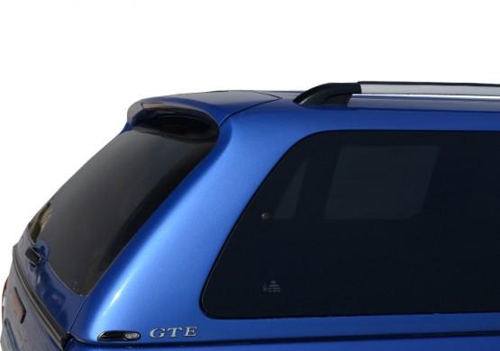 Кунг ALPHA Toyota Hilux VIII Revo (GTE) (темно-серый)