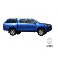 Кунг ALPHA Toyota Hilux VIII Revo (GTE) (белый) (2015+)