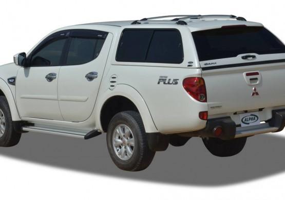 Кунг ALPHA Mitsubishi L200 IV Triton Long (GSE)