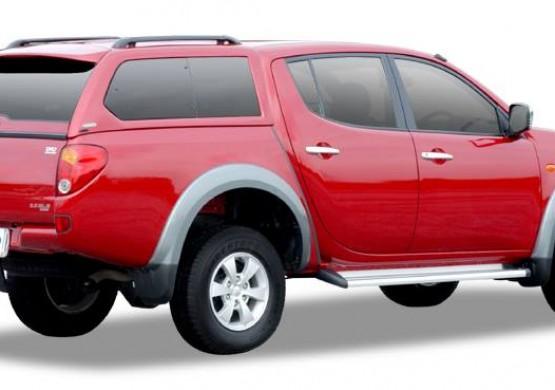 Кунг ALPHA Mitsubishi L200 IV Triton (GSE) (2006+)
