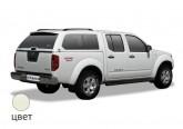 Кунг ALPHA Nissan Navara Frointer D40 (GSE) (белый)