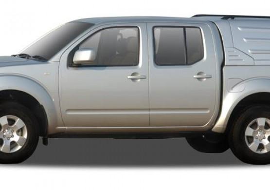Кунг ALPHA Nissan Navara Frointer D40 (CML)
