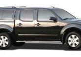 Кунг ALPHA Nissan Navara Frointer D40 (GSE) (черный)