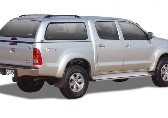 Кунг ALPHA Toyota Hilux Vigo Double Cab (GTE-M1)