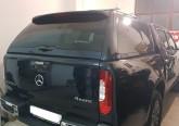 Кунг ALPHA Mercedes X-Class