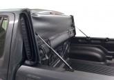 Подъемный трехсекционный тент с амортизаторами Toyota Tundra II 5.5