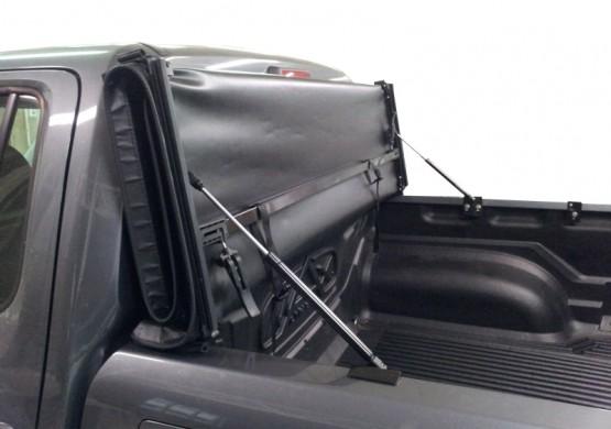 Подъемный трехсекционный тент с амортизаторами Ford Ranger T6