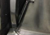 Мягкий трехсекционный тент с алюминиевой вставкой Toyota Hilux VIII Revo