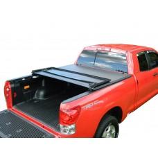 Мягкий трехсекционный тент Toyota Tundra II 5.5