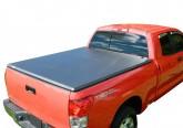 Мягкий трехсекционный тент с алюминиевой вставкой Toyota Tundra II 5.5 Short Bed