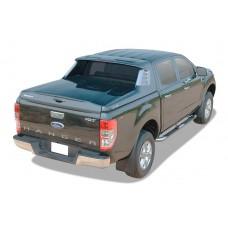 Спортивная крышка ALPHA со стоп сигналом Ford Ranger T6 (зеленый) (2012+)