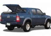 Спортивная крышка ALPHA со стоп сигналом Ford Ranger T6 (бежевый)