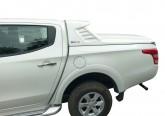 Спортивная крышка ALPHA со стоп сигналом Mitsubishi L200 V Triton (белый)