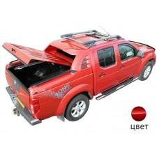 Спортивная крышка ALPHA со стоп сигналом Volkswagen Amarok I (красный)