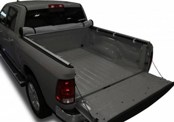 Мягкий отстегивающийся тент Dodge Ram 6.5