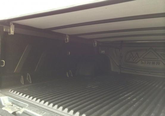 Мягкий отстегивающийся тент Ford Ranger T6 (2012+)