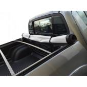 Мягкий отстегивающийся тент Mitsubishi L200 IV Triton (2009+)