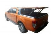 Подъемная крышка TopUp с дугами Toyota Tundra II 5.5 Short Bed (в грунте) (2014+)
