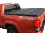 Жесткая трехсекционная крышка Toyota Tacoma
