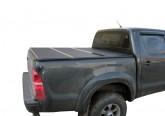 Жесткая трехсекционная крышка Dodge Ram 5.8