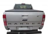 Жесткая трехсекционная крышка Ford Ranger T5 (2006-2011)