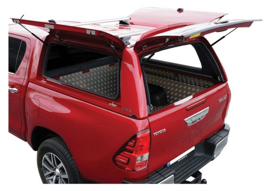 Кунг ALPHA Toyota Hilux VIII Revo (CMX) (2015+)
