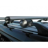 Багажник на крышу пикапа Toyota Hilux VIII Revo