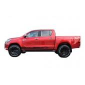 "Стикер на кузов Toyota Hilux Revo ""Revo"""