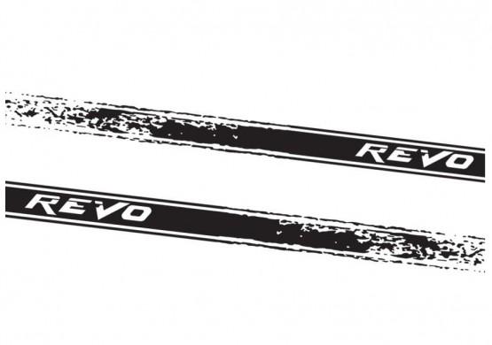 """Стикер на кузов Toyota Hilux Revo """"TRD"""""""