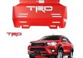 "Защита картера Toyota Hilux Revo 2015+ ""TRD"""