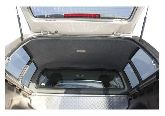 Кунг ALPHA Volkswagen Amarok I (GSE) (красный) (2010+)