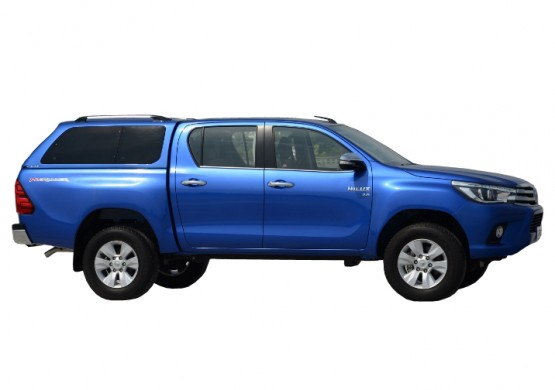 Кунг ALPHA Toyota Hilux VIII Revo (GTE) (2015+)