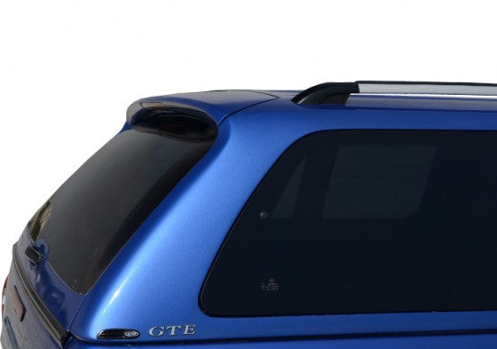Кунг ALPHA Toyota Hilux VIII Revo (GTE) (красный) (2015+)