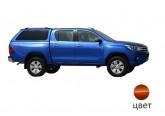 Кунг ALPHA Toyota Hilux VIII Revo (GTE) (оранжевый) (2015+)