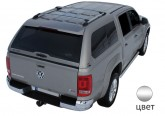 Кунг ALPHA Volkswagen Amarok I (GSE) (серебристый) (2010+)