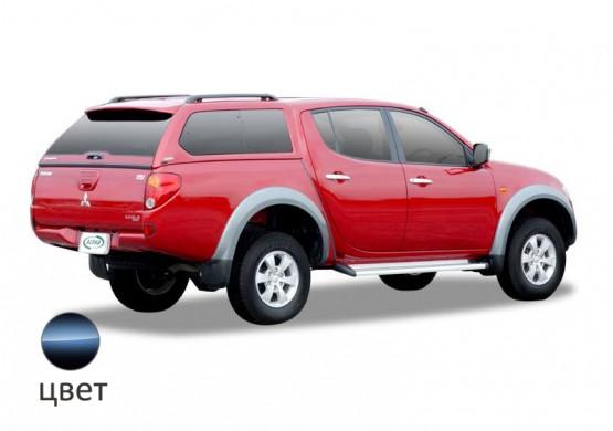 Кунг ALPHA Mitsubishi L200 IV Triton (GSE) (синий) (2006+)