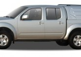 Кунг ALPHA Nissan Navara Frointer D40 (CML) (2005+)