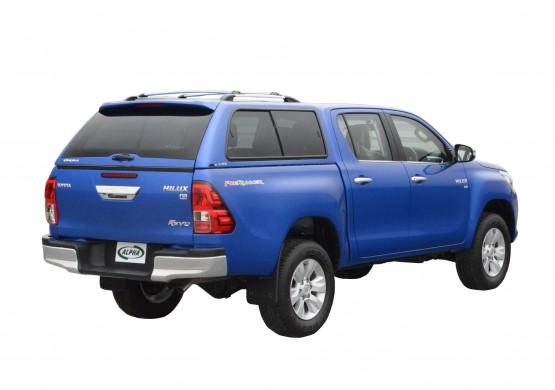 Кунг ALPHA Toyota Hilux VIII Revo (GSS) (2015+)