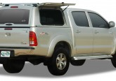 Кунг ALPHA Toyota Hilux Vigo Double Cab (CME) (2005+)