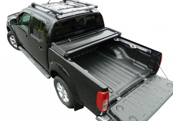 Мягкий трехсекционный тент Nissan Titan 6.5 (2004+)