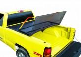 Мягкий трехсекционный тент с алюминиевой вставкой Toyota Hilux VII Vigo (2005+)