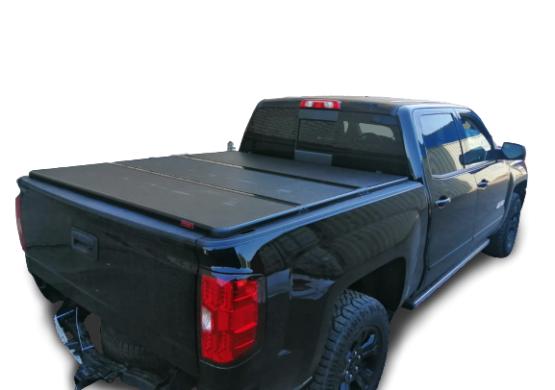 Жесткая трехсекционная крышка Chevrolet Silverado 5.8 (2014+)
