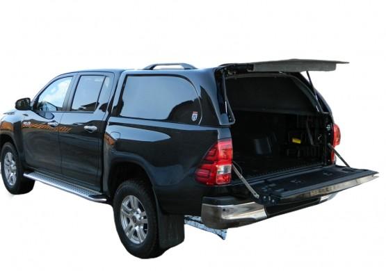Кунг RT(ТR3) (КОММЕРЧЕСКИЙ) Toyota Hilux VIII Revo (в цвете) (2015+)