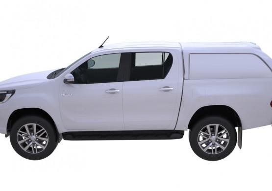 Кунг RT(ТR4) (ЭКОНОМ) Toyota Hilux VIII Revo (в цвете) (2015+)