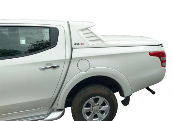 Спортивная крышка ALPHA со стоп сигналом Mitsubishi L200 V Triton (в грунте) (2015+)