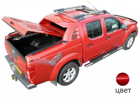 Спортивная крышка ALPHA со стоп сигналом Volkswagen Amarok I (красный) (2010+)