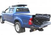Бокс для пикапа Toyota Hilux VII Vigo ПОВОРОТНЫЙ PICKUPBOX (ЛЕВЫЙ) PB107LH