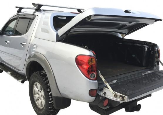 Бокс для пикапа Toyota Hilux VII Vigo НЕ ПОВОРОТНЫЙ PICKUPBOX (ЛЕВЫЙ) PB100NP