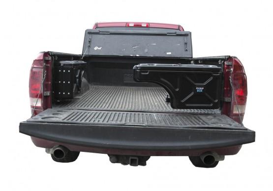 Бокс для пикапа Dodge Ram 6.5 ПОВОРОТНЫЙ PICKUPBOX (ПРАВЫЙ) PB100R